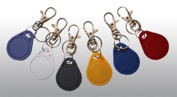 Бесконтактный брелок EM-Key 003 Цветной EMKeyCol.