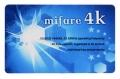 Карта MIFARE® ISO Card 4 KByte
